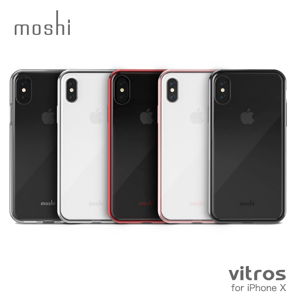 moshi Vitros for iPhone X【ポイント10倍】