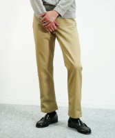 "KAIKO THE CHINO TROUSER SLIM TAPERED ""BEIGE"""
