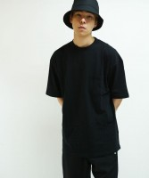 "order loose pocket tee ""black"""