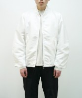 "KAIKO FORCELESS JACKET NYLON ""WHITE"""