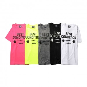 BEST CONDITION DRY MESH TEE