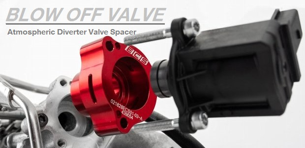 blow off valve adapter