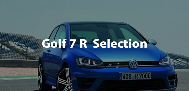 Golf7 R Selection