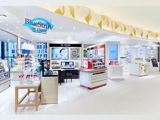 THE COSMETIC TERRACE BlueStripe la classe 東急プラザ渋谷店